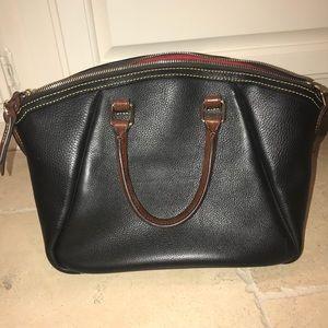 Dooney & Bourke Bags - Dooney and Bourke Black Leather Purse